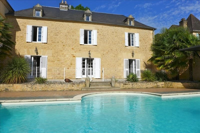 Deluxe sale house / villa Carsac aillac 1 290 000€ - Picture 2