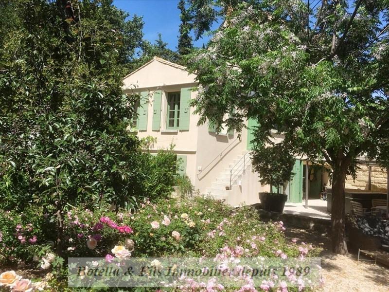 Vente de prestige maison / villa Uzes 696000€ - Photo 1