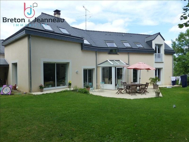 Vente maison / villa Laval 306800€ - Photo 1