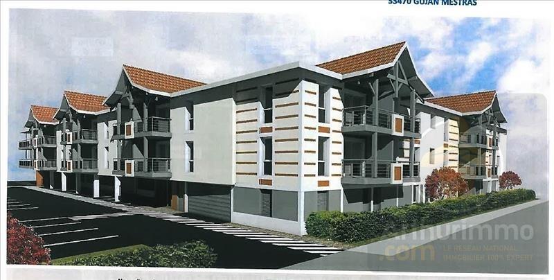 Vente appartement Gujan mestras 273000€ - Photo 1