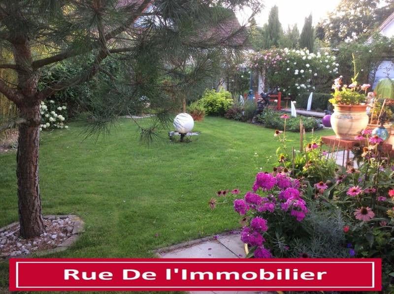 Sale house / villa Oberhoffen sur moder 494500€ - Picture 1
