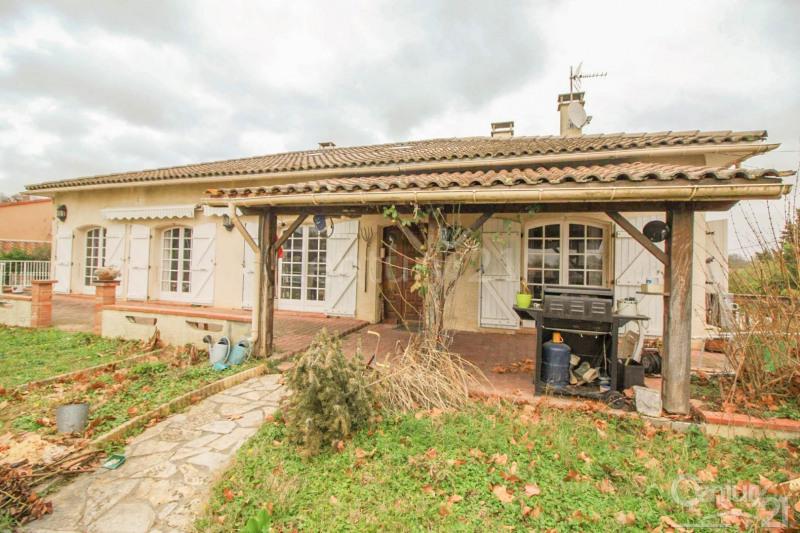 Sale house / villa Fonsorbes 313000€ - Picture 1