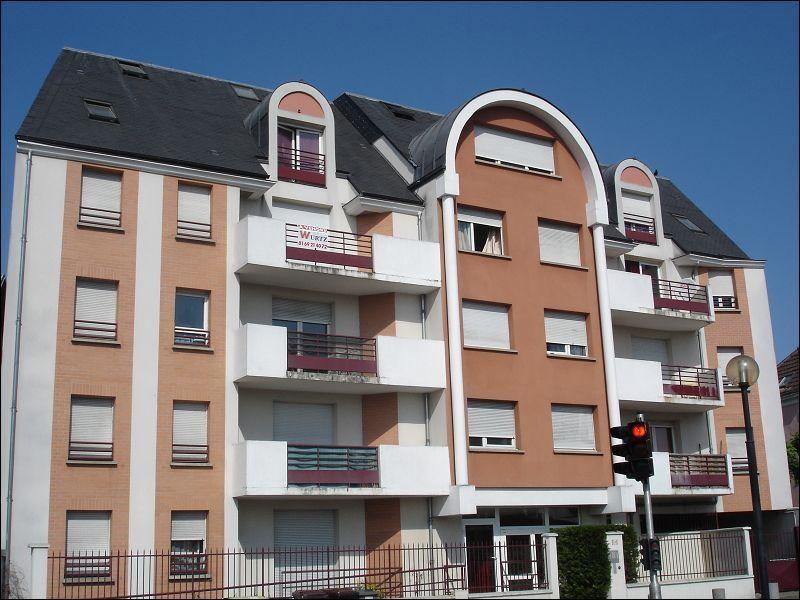 Rental parking spaces Juvisy sur orge 50€ CC - Picture 1