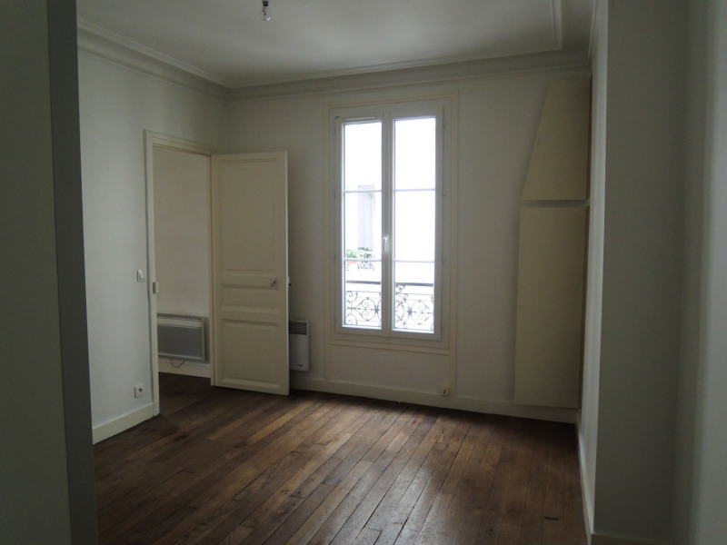 Rental apartment Paris 17ème 1 058€ CC - Picture 1