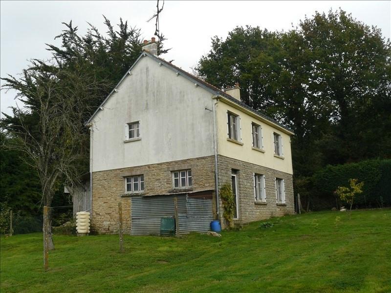 Sale house / villa St servant 99990€ - Picture 2