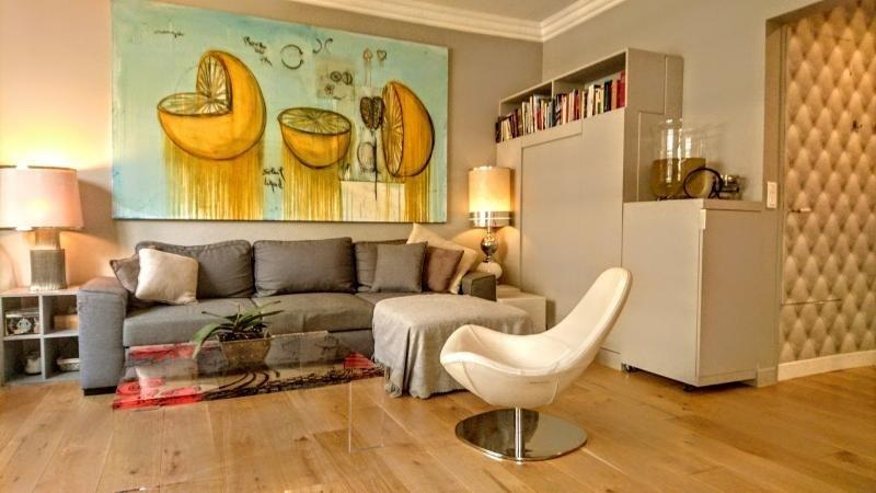 Immobile residenziali di prestigio appartamento Paris 16ème 1500000€ - Fotografia 5