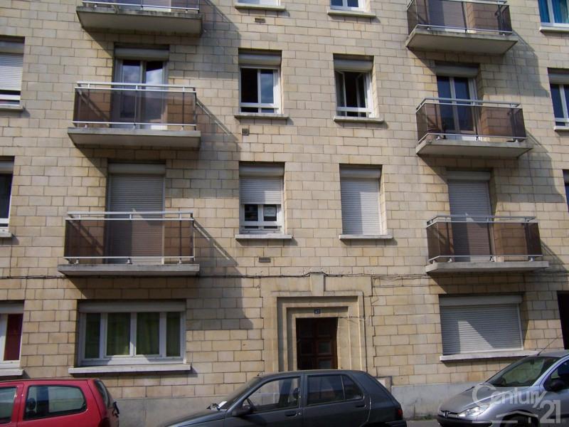 Vermietung wohnung Caen 468€ CC - Fotografie 1