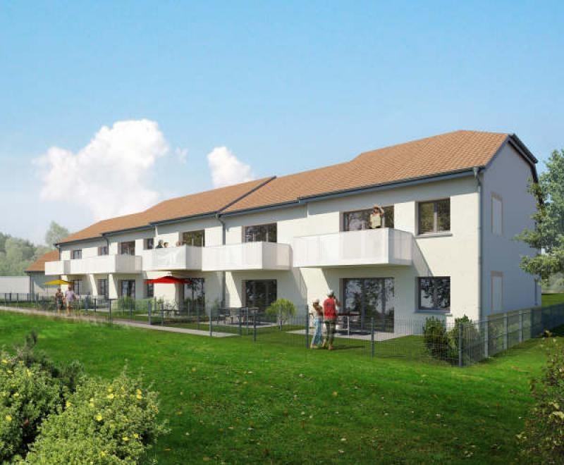 Sale apartment Pirey 164400€ - Picture 1