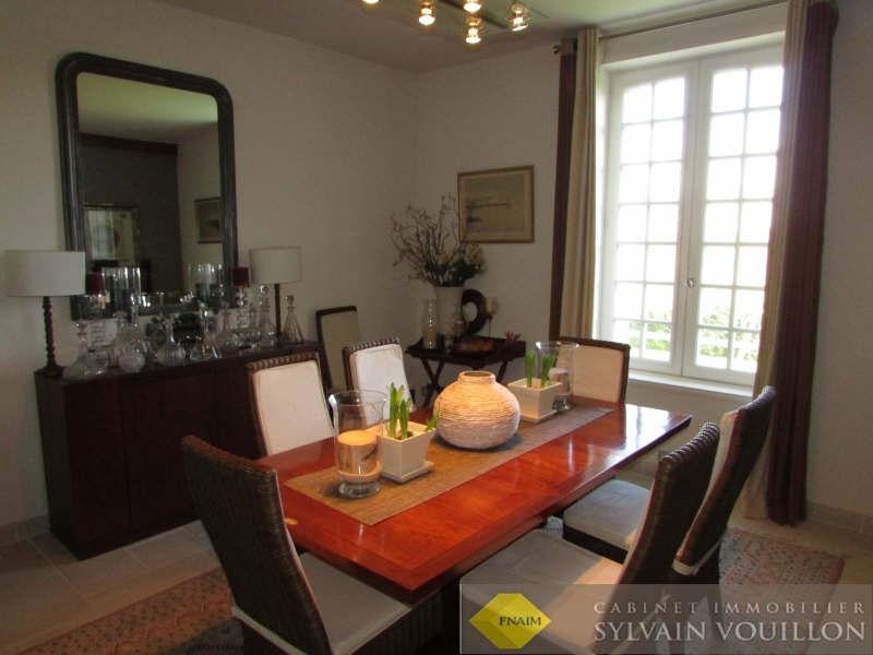 Revenda residencial de prestígio casa Villers sur mer 910000€ - Fotografia 5