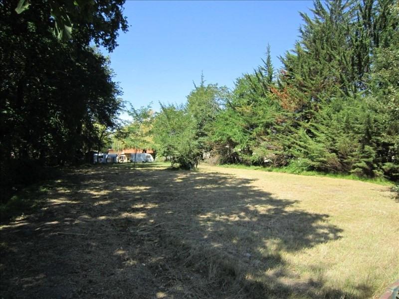 Vente terrain Vendays montalivet 63000€ - Photo 1