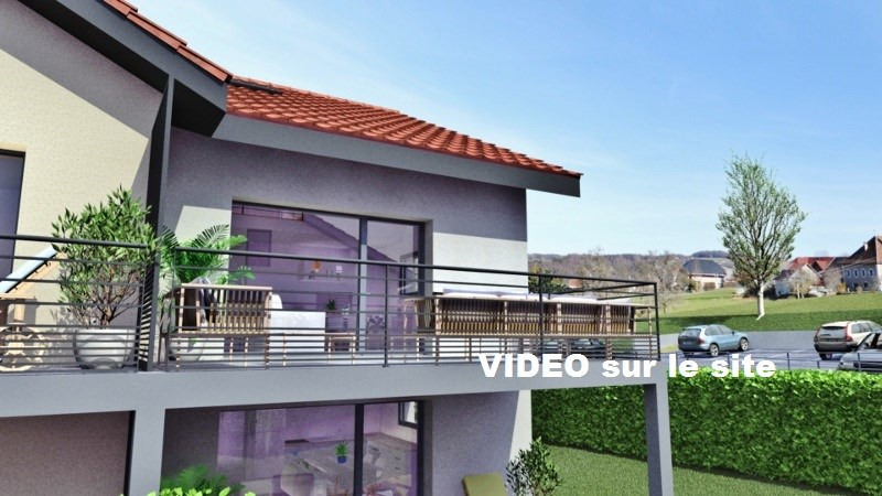Sale apartment Villaz 292 000€ - Picture 1