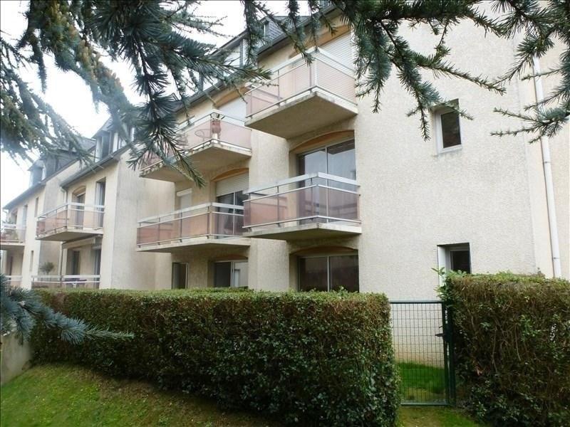 Rental apartment St brieuc 355€ CC - Picture 1