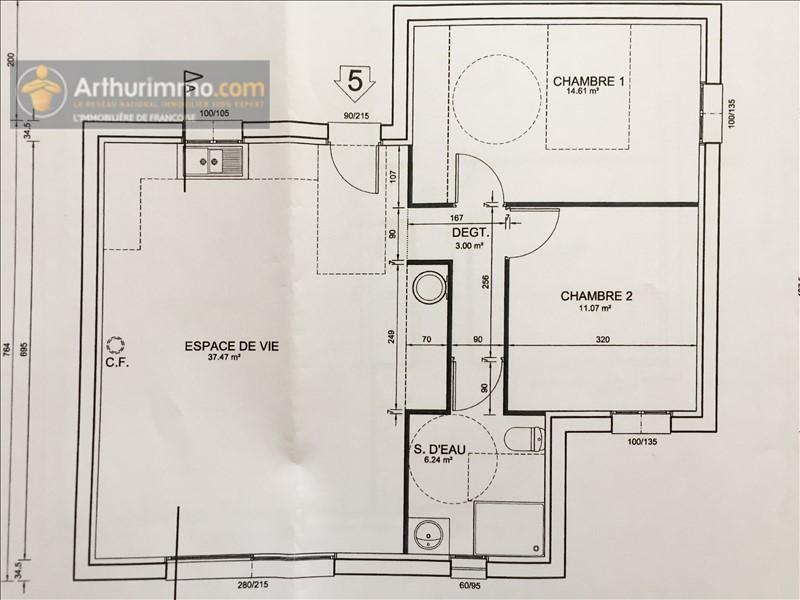 Sale house / villa Nans les pins 250000€ - Picture 1