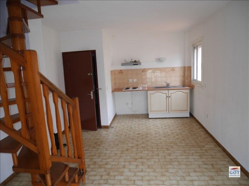 Vendita appartamento Le barcares 92500€ - Fotografia 2