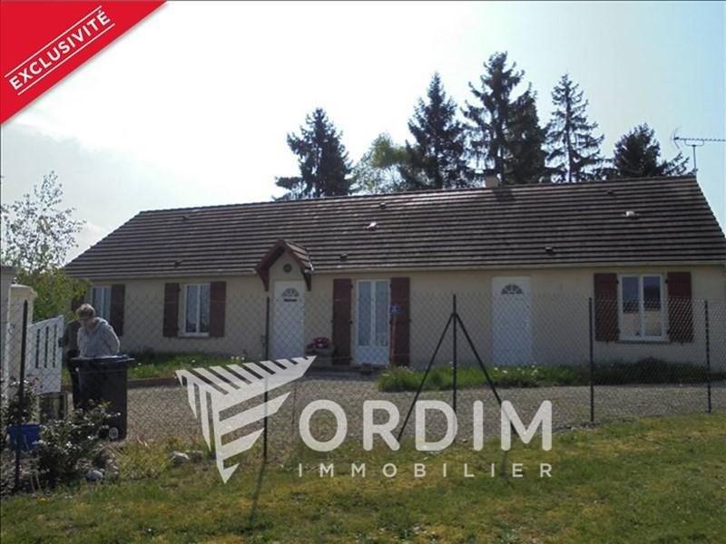 Vente maison / villa Bonny sur loire 174400€ - Photo 1