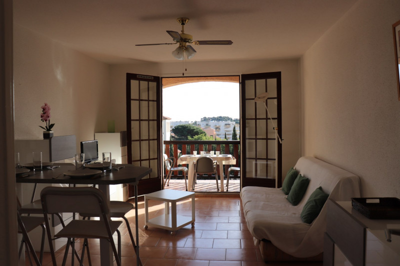 Vacation rental apartment Cavalaire 350€ - Picture 6