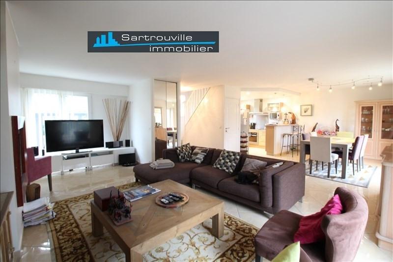 Sale house / villa Sartrouville 560000€ - Picture 2