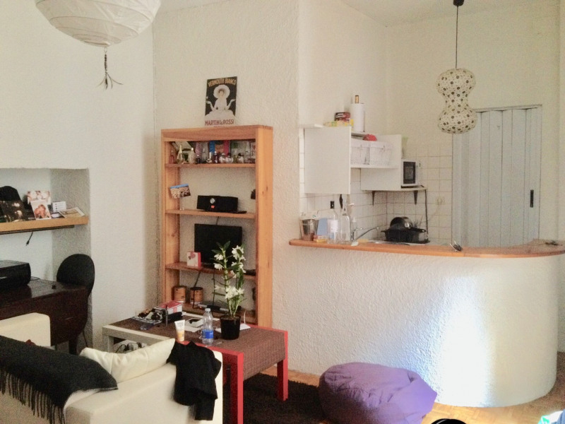 Sale apartment Toulouse 129 000€ - Picture 2