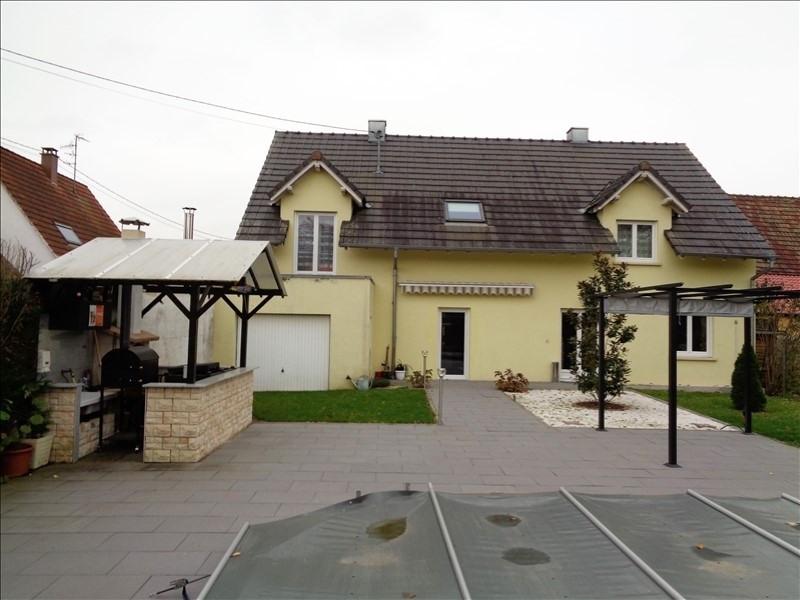 Revenda casa Oberhoffen sur moder 450000€ - Fotografia 2