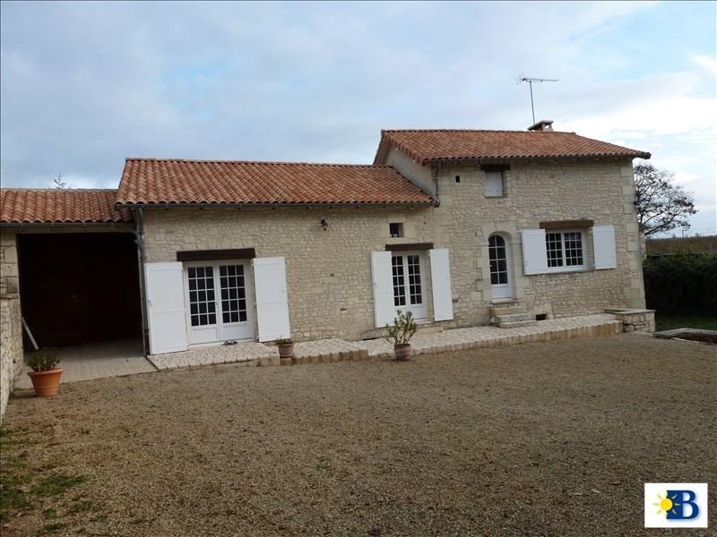 Vente maison / villa Sossay 169600€ - Photo 1