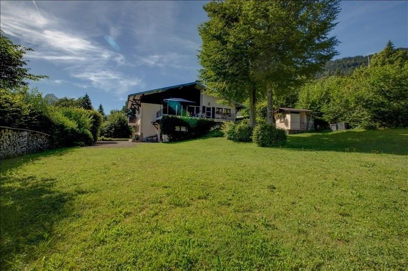 Deluxe sale house / villa Essert romand 649000€ - Picture 2