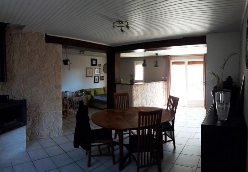Sale house / villa Authevernes 145000€ - Picture 2