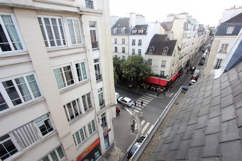 Vente appartement Paris 3ème 848000€ - Photo 1