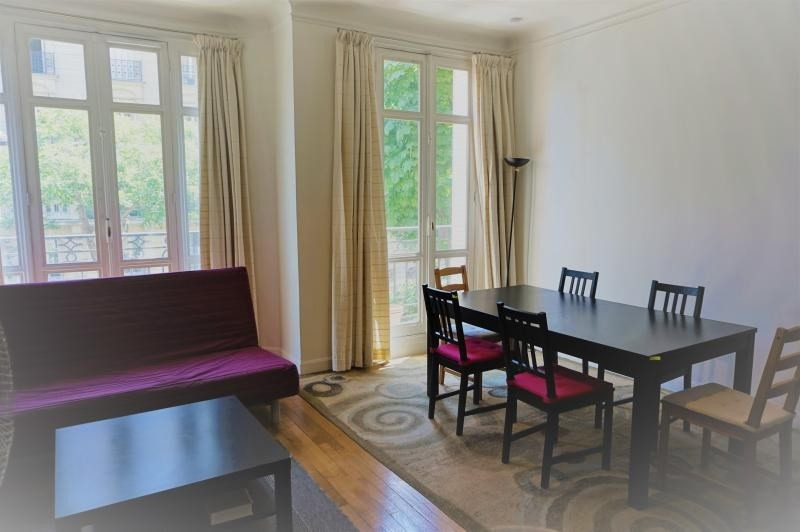 Alquiler  apartamento Paris 16ème 3000€ CC - Fotografía 2