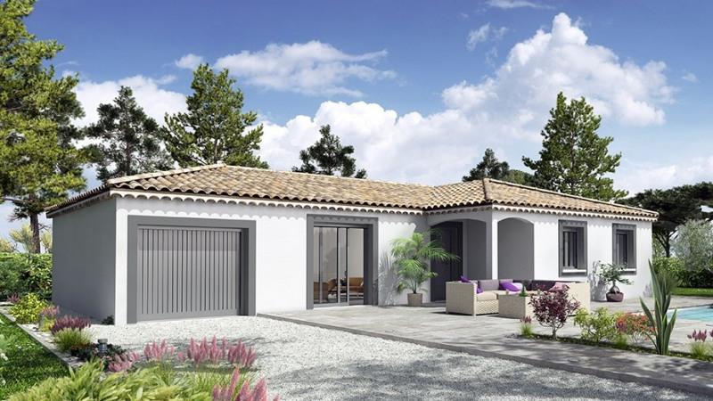 Maison  4 pièces + Terrain 551 m² Pierrelatte par Villas Trident Pierrelatte