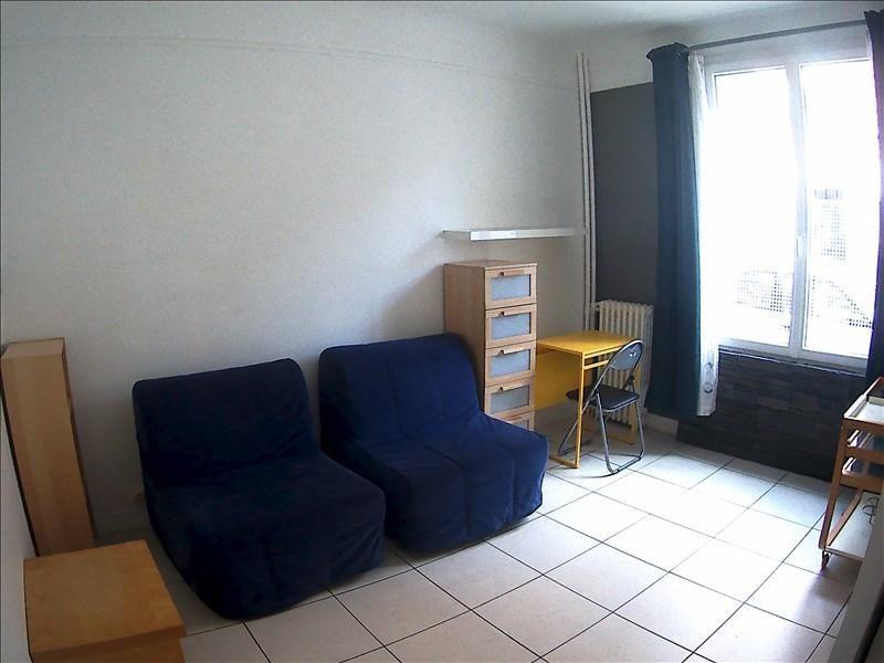 Vente appartement Paris 11ème 218000€ - Photo 1