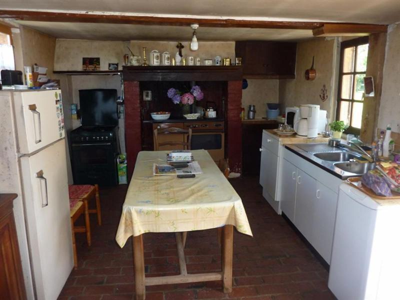 Vente maison / villa Moyaux 168000€ - Photo 6