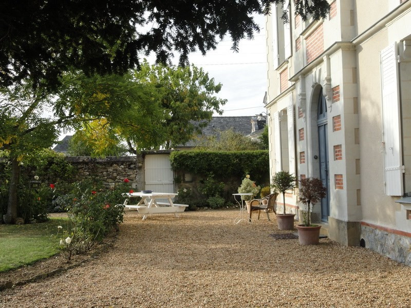 Deluxe sale house / villa Angers nord 35 mn 477000€ - Picture 3