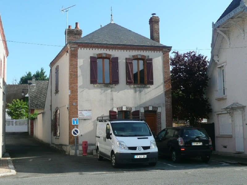 Rental house / villa Blancafort 647€ CC - Picture 1
