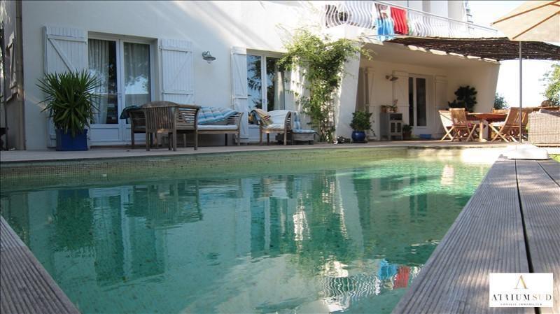Deluxe sale house / villa St raphael 890000€ - Picture 2