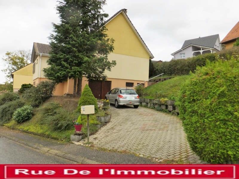 Sale house / villa Niederbronn les bains 182000€ - Picture 1
