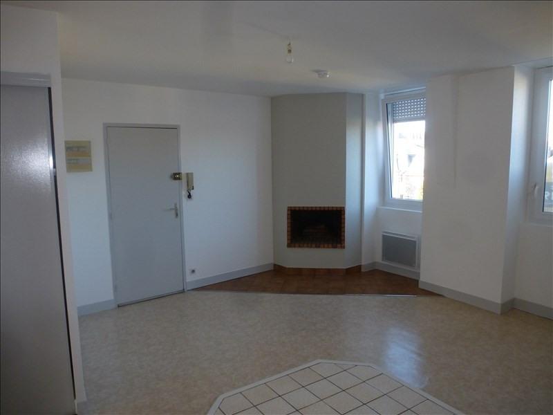 Location appartement Saint brieuc 377€ CC - Photo 1