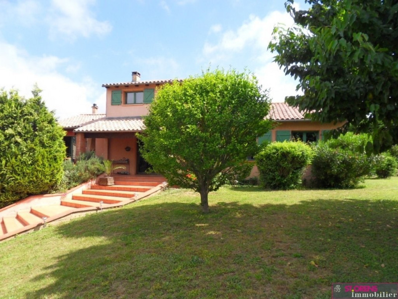 Deluxe sale house / villa Quint-fonsegrives 6 minutes 493000€ - Picture 10