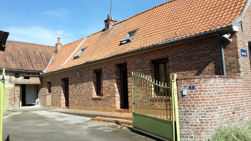 Rental house / villa Erny st julien 500€ CC - Picture 1