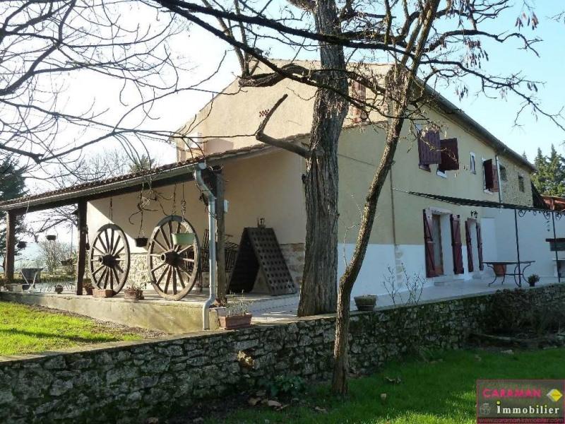 Vente maison / villa Caraman  secteur 339000€ - Photo 6
