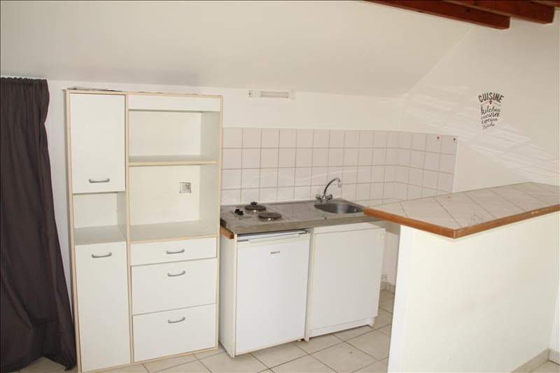 Rental apartment Osny 620€ CC - Picture 2