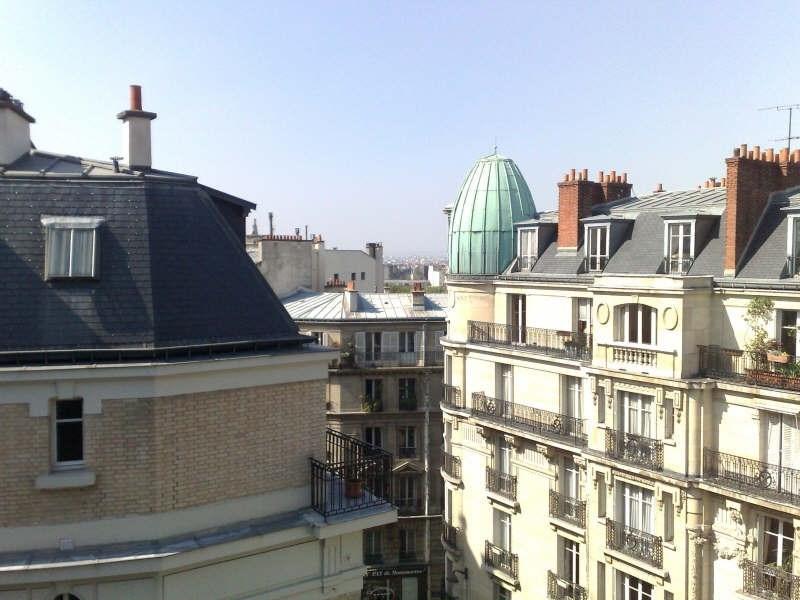 Rental apartment Paris 18ème 450€ CC - Picture 1