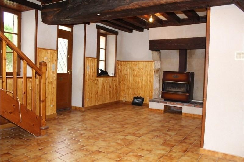 Location maison / villa Sury en vaux 457€ CC - Photo 2