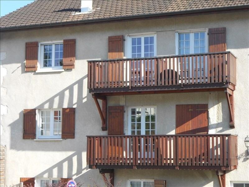 Vente appartement Chevry 270000€ - Photo 5