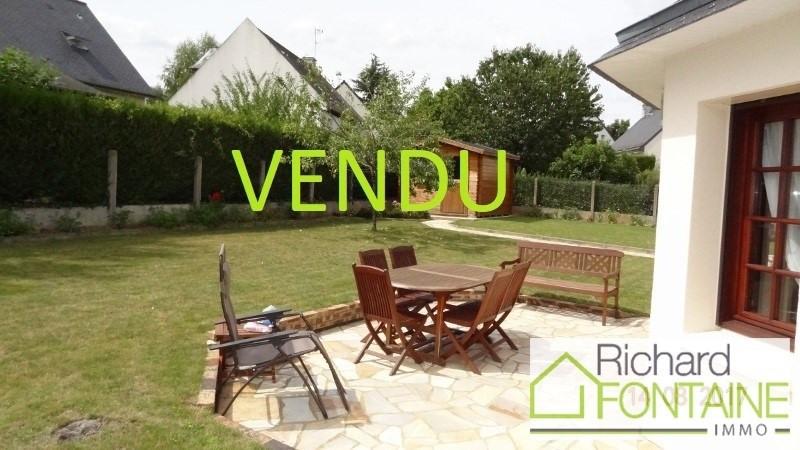 Sale house / villa Cesson sevigne 377775€ - Picture 3