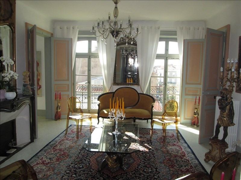 Sale apartment Sete 420000€ - Picture 1