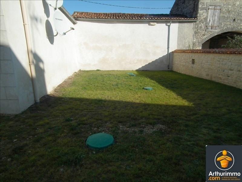 Vente maison / villa Matha 133125€ - Photo 7