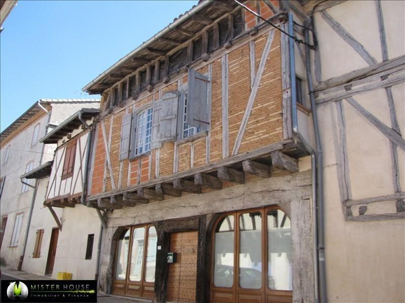 Verkoop  huis Realville 92000€ - Foto 1