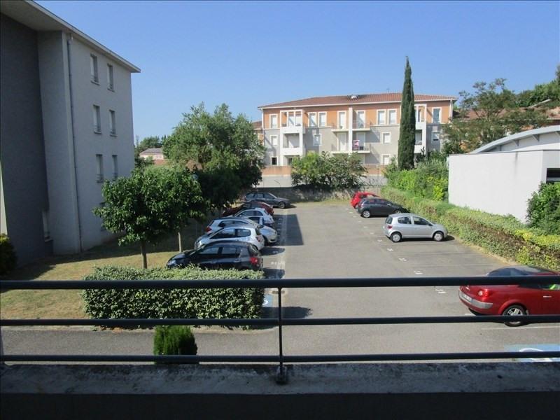 Vente appartement Carcassonne 60000€ - Photo 8