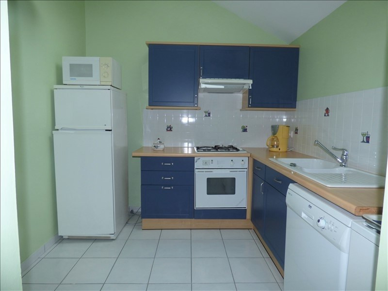Venta  casa Besson 180000€ - Fotografía 4