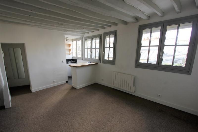 Vente appartement Paris 3ème 309000€ - Photo 3